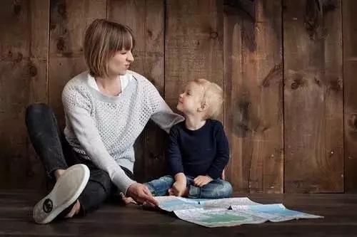 家庭教育之语言(下):爱的语言